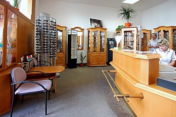 Optika Opava - Zdravotní středisko Katka
